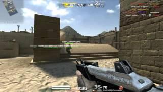 Alliance of Valiant Arms Multiplayer - AvA Gameplay - Gun Ak 47 Nobility + G36 Aligator