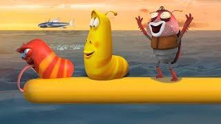 LARVA - MOSQUITO BITE | Cartoon Movie | Cartoons For Children | Larva Cartoon | LARVA Official