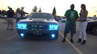 Chi Town Challenger - Custom lighting