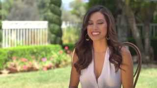 California - Natasha Martinez [OFFICIAL 2015 MISS USA CONTESTANT INTERVIEW]