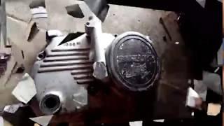 Cara Pasang Kopling Tempel Di Motor Rc100