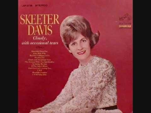 Skeeter Davis - I Will Follow Him (1963)
