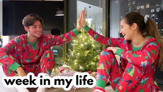 WEEK IN MY LIFE: VLOGMAS edition 🎄❄️🎁