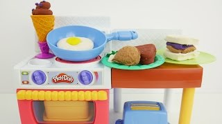 Learn Colors with Play Doh Ice Cream Paw Patrol Peppa Pig Elephant Molds Creative Fun for Kids