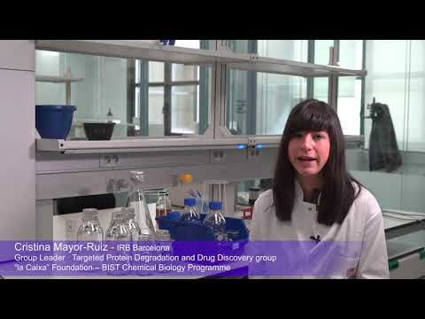 IRB Barcelona and the launch of the 'la Caixa' Foundation-BIST Chemical Biology Programme