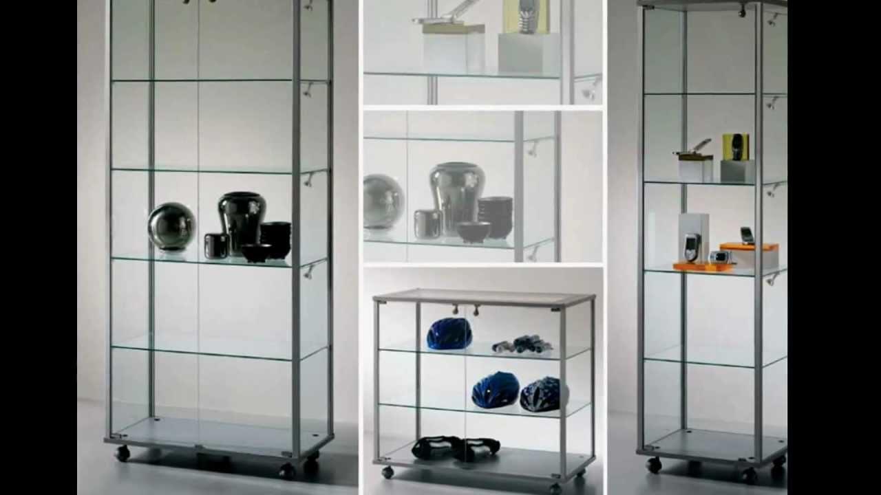 Dise o y fabricacion de muebles para comercio youtube for Diseno de muebles metalicos pdf