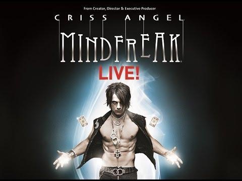 Criss Angel EXCLUSIVE Interview MINDREAK Live Luxor Las Vegas