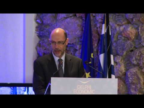 DEF 2016:Simos Anastasopoulos,President,American Hellenic Chamber of Commerce