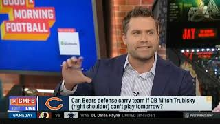 Chicago Bears vs. Detroit Lions: Week 12 - Who wins?