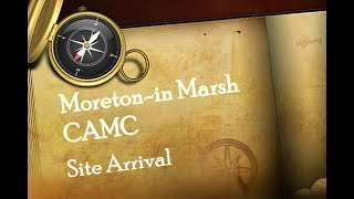 Cotswolds | Moreton-in-Marsh Caravan & Motorhome Club Site Arrival