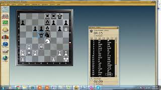 draw  against  chessmaster 9000