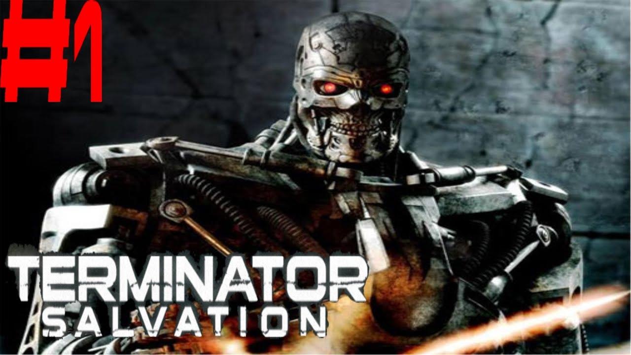 The Terminator Game