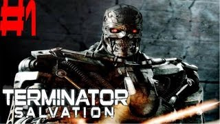 Terminator Salvation: The Game - Part 1 - Chapter 1: L.A. 2016