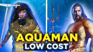 Aquaman. Low cost trailer. Аквамен. Малобюджетный трейлер.