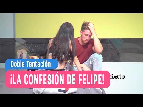Doble Tentación - ¡La confesión de Felipe! / Capítulo  19