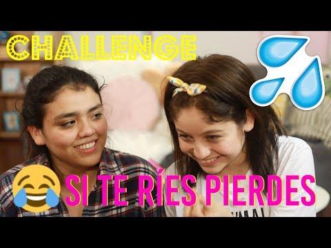 Karol Sevilla | Challenge Si Te Ríes Pierdes | @ChallengeSiTeRiesPierdes