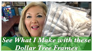 See What I Make with these Dollar Tree Frames