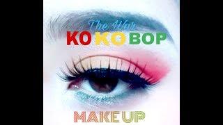 Video EXO Ko Ko Bop - MAKE UP [Yetzi&Flor] download MP3, 3GP, MP4, WEBM, AVI, FLV Maret 2018