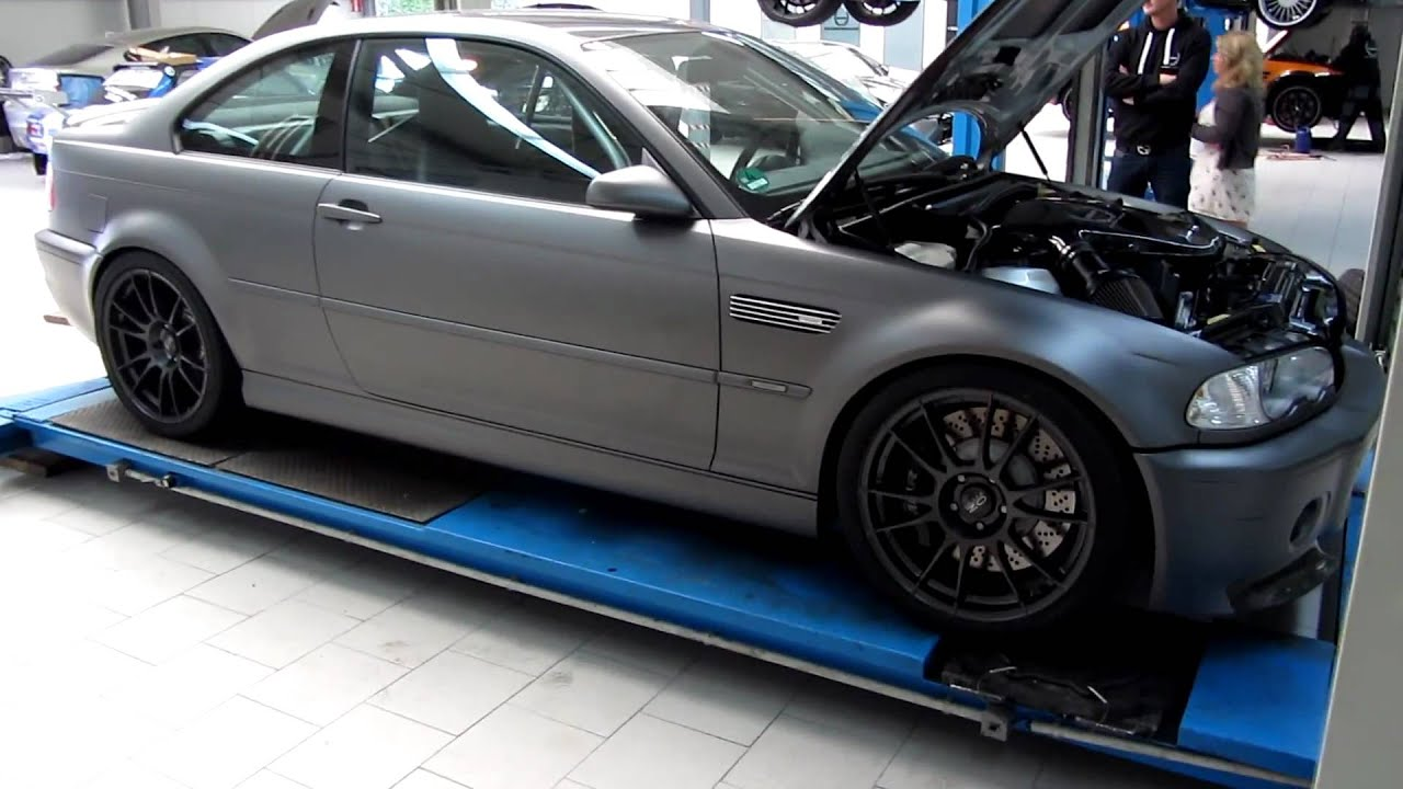 Bimmerpost S Look At Manhart Racing Bmw Tuning E46 M3 With V10 Engine Transplant