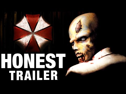 RESIDENT EVIL (Honest Game Trailers)