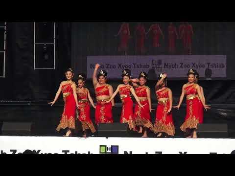Fresno HCNYC 2017-2018  Dance Comp Rd 2:  Yeej Huam Dance Academy