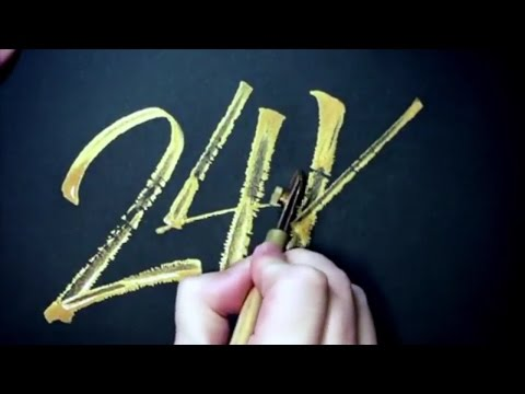 AWESOME RULING PEN 🖋 CALLIGRAPHY COMPILATION