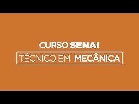 CURSO TÉCNICO EM MECÂNICA - SENAI CEARÁ