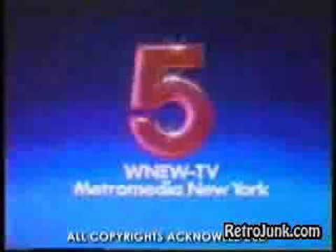 WNEW Your Choice is 5