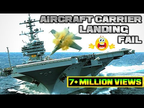 Aircraft Carrier Landing