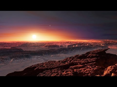 Proxima Centauri - Closest Star Has Earth-like Planet | Video