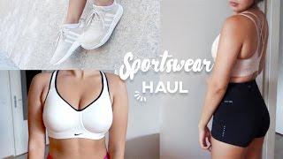 Try-On Workout Clothing / Sportswear Haul 2016   Michelle Danzinger