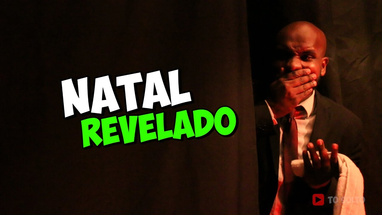 NATAL REVELADO - feat.  Paxtorzão | Tô Solto