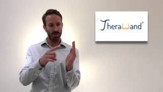 therawand for male chronic pelvic pain featuring karl monahan