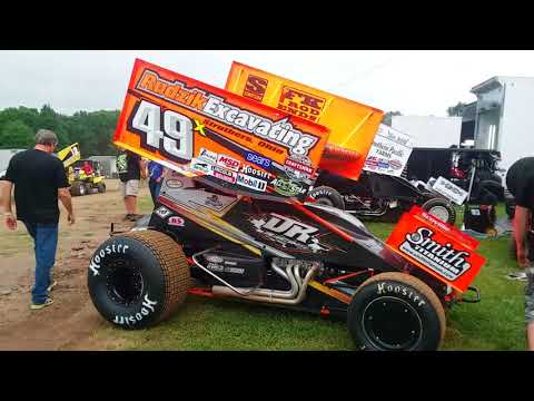 AsCoC at Lernerville Speedway