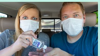 MOVING DURING A PANDEMIC! || RV LIVING