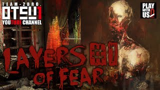 #1【ホラー】おついち弟者のLayers of Fear【レイアーズオブフィア…