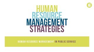 The public sector uses three personnel strategies, each of which is represented in a layered fashion human resource systems. systems are based o...