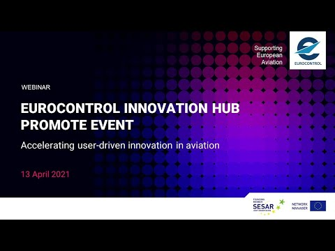 EUROCONTROL Innovation Hub Promote Event