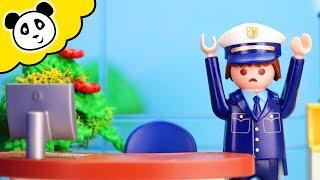 Playmobil Polizei - Diebstahl bei der Polizei! - Playmobil Film