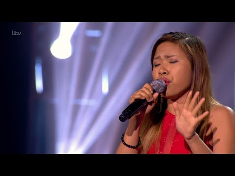 The X Factor UK 2017 Alisah Bonaobra Six Chair Challenge Full Clip S14E12