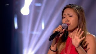 Video The X Factor UK 2017 Alisah Bonaobra Six Chair Challenge Full Clip S14E12 download MP3, 3GP, MP4, WEBM, AVI, FLV Juli 2018