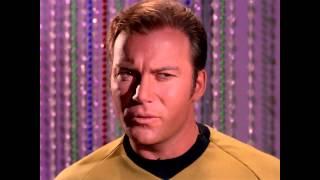 Captain Kirk keeps his women in order