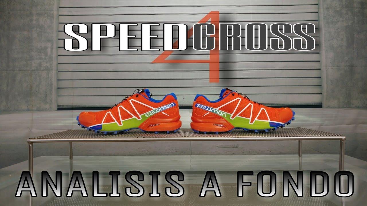 salomon speedcross vario 2 gtx vs speedcross 4 tiempos