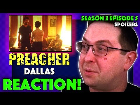 Play REACTION! Preacher Season 2 Episode 5 -