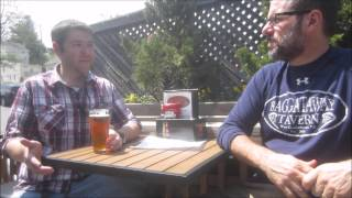 on tap on the curve with scott greenly baggataway tavern