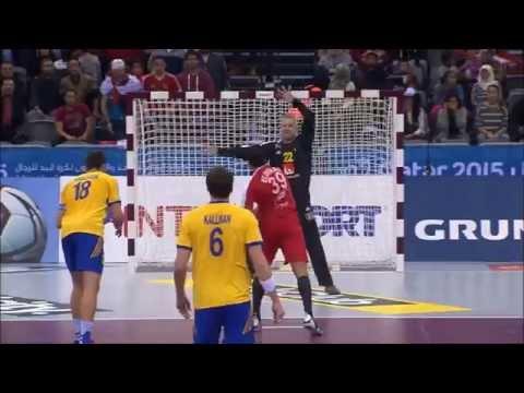Yehia El-Deraa - Handball World Cup 2015