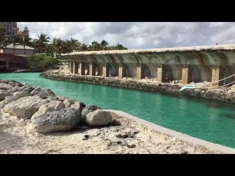 Swimming Atlantis Thunderball movie steps 007 James Bond