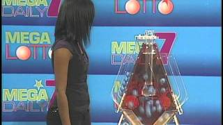 Suriname Electronic Lottery Draw 21-06-2011