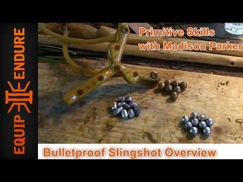 Bulletproof Slingshot Overview by Madison Parker