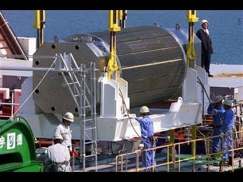 JAPAN has Largest STOCKPILE of NUCLEAR GRADE PLUTONIUM - 45 TONS